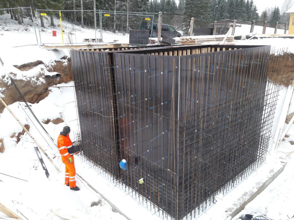 betooni- ja üldehitustöödele spetsialiseerunud ehitusettevõte